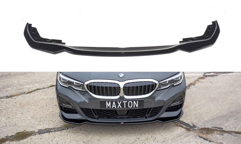 BMW 3 G20 M-PACK FRONT SPLITTER V.2
