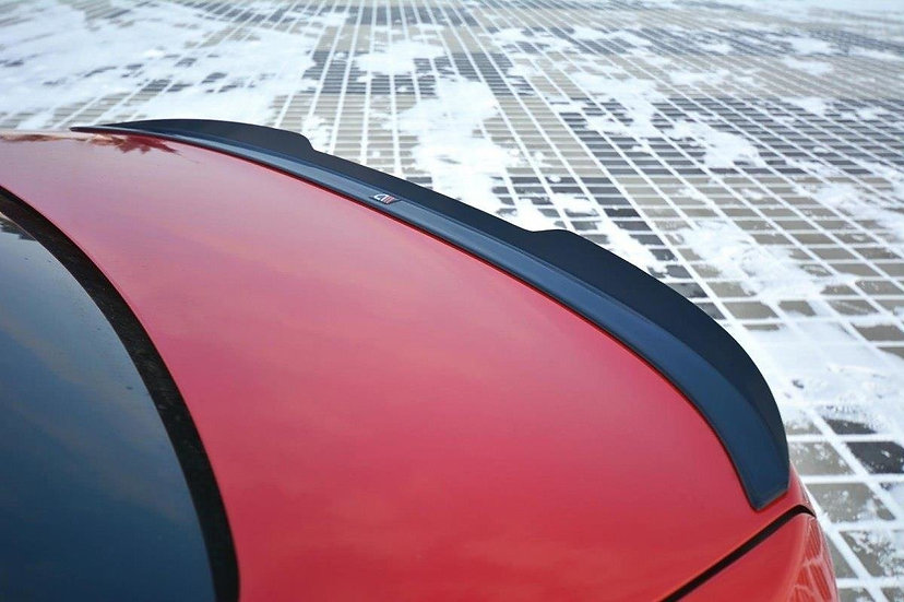 BMW 3 F30 SPOILER EXTENSION