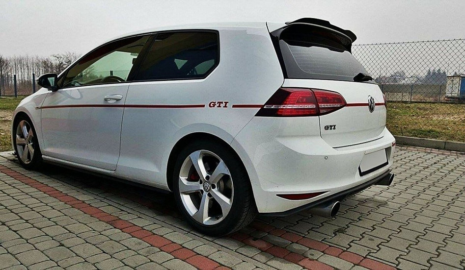 VW GOLF MK7 R/ GTI SPOILER EXTENSION