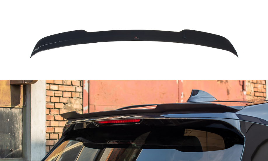 BMW X5 G05 M-PACK SPOILER EXTENSION
