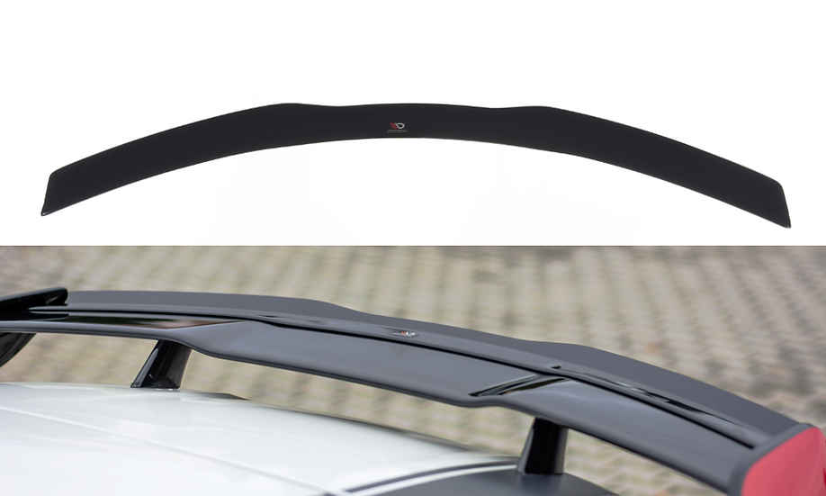 MERCEDES A45 AMG W176 SPOILER EXTENSION