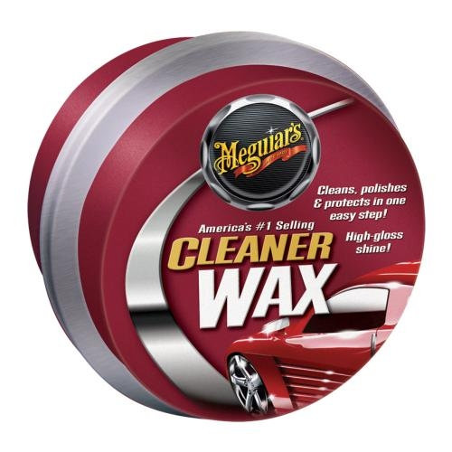Mequiars Cleaner Wax Paste 311g