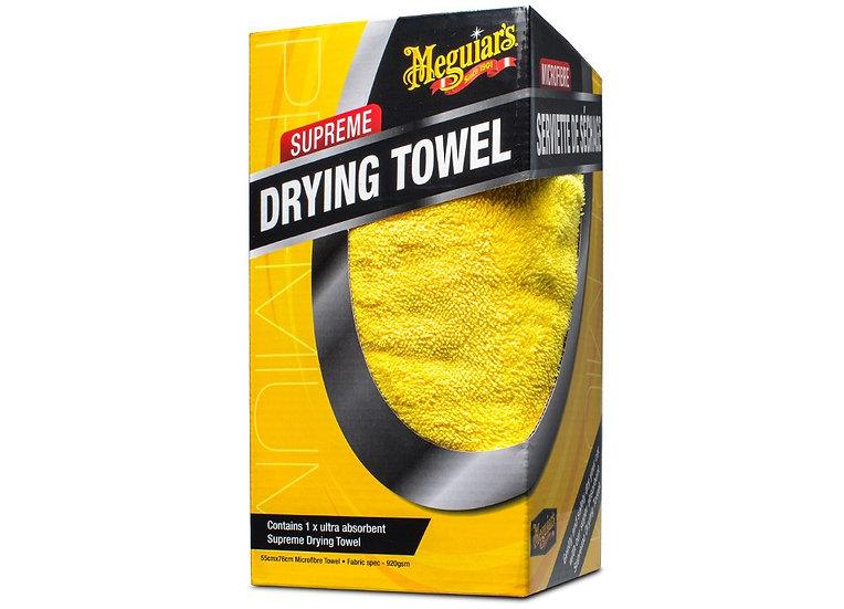 Meguiars Supreme Drying Towel  X1802EU