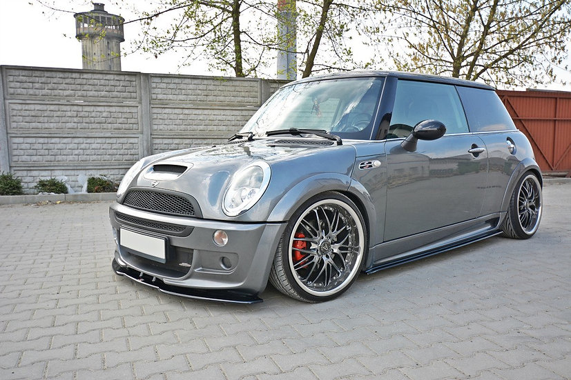 MINI R53 COOPER S JCW SIDE SKIRTS DIFFUSERS