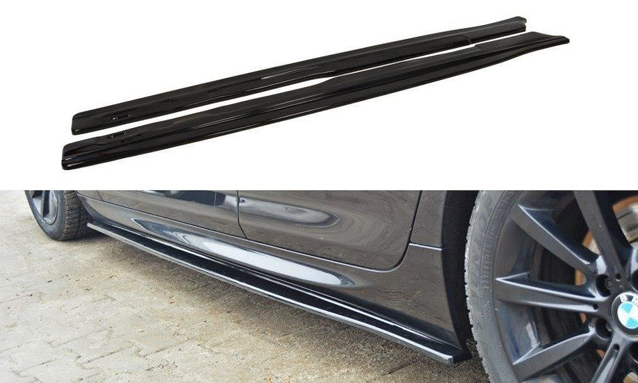 BMW 6 GRAN COUPÉ MPACK SIDE SKIRTS DIFFUSERS