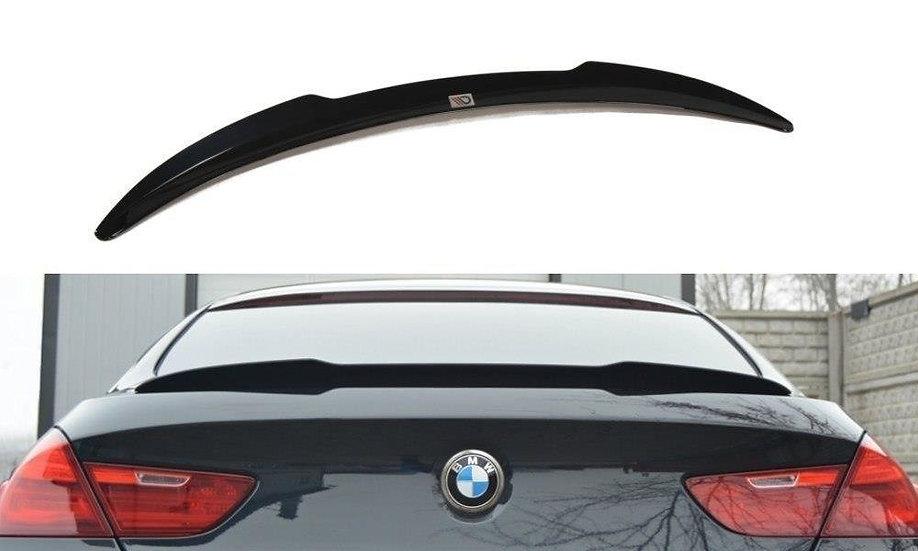 BMW 6 GRAN COUPÉ MPACK SPOILER CAP