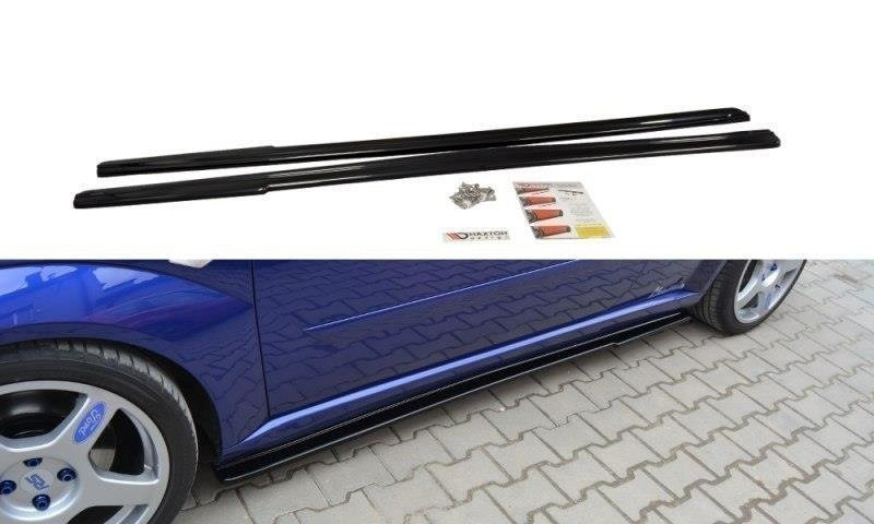FORD FOCUS RS MK1 SIDE SKIRTS DIFFUSERS