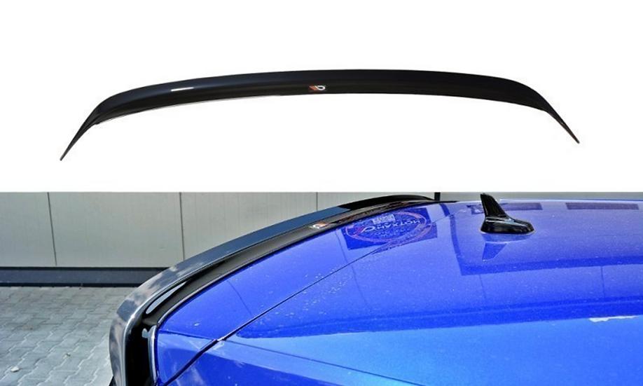 VW GOLF MK7 R/ GTI (FACELIFT) SPOILER CAP V.1