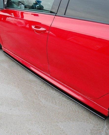 VW GOLF VI GTI 35TH / R20 SIDE SKIRTS DIFFUSERS