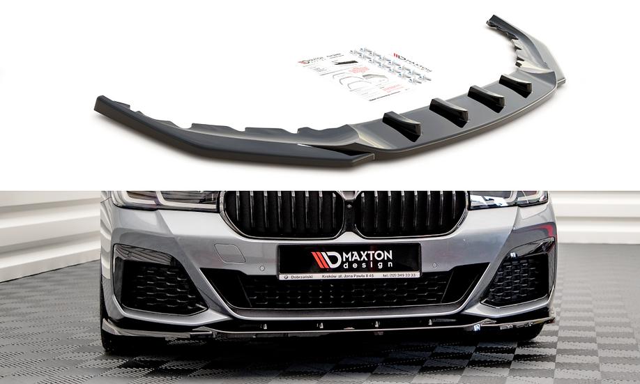 BMW 5 G30 FL M-PACK FRONT SPLITTER V.2