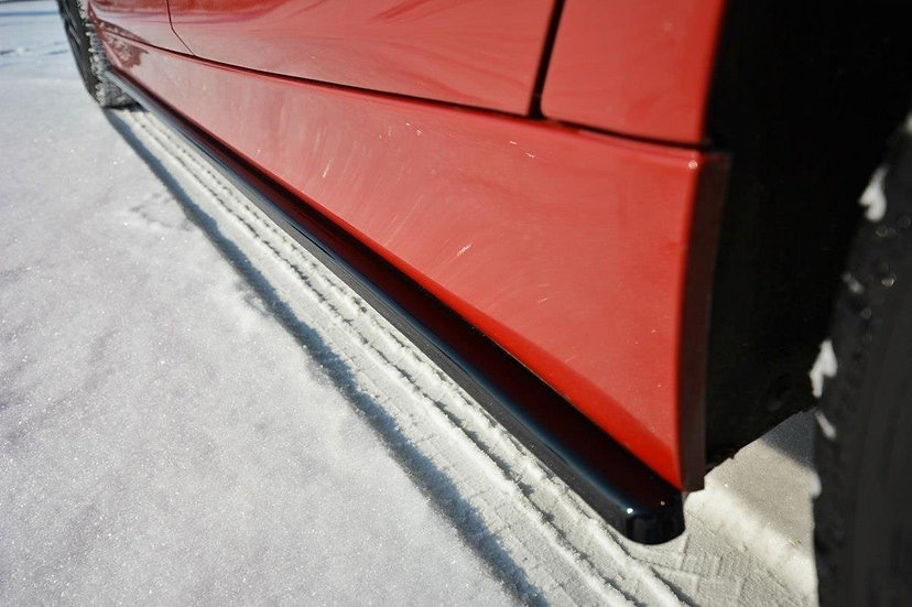 BMW 3 F30 SIDE SKIRTS DIFFUSERS