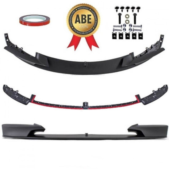 BMW 3 F30 F31 M-PACKAGE FRONT SPOILER SPORT-PERFORMANCE