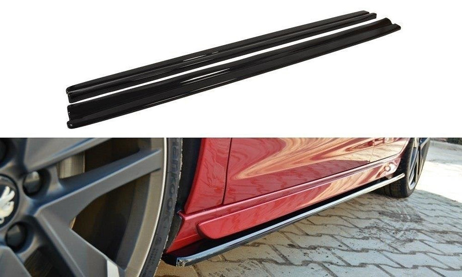 PEUGEOT 308 II GTI SIDE SKIRTS DIFFUSERS