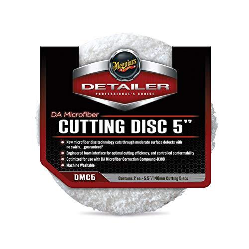 Meguiars DA Microfiber Cutting Pad 5