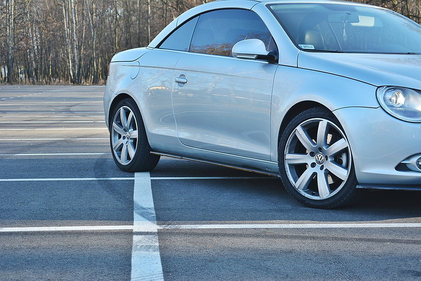 VW EOS SIDE SKIRTS DIFFUSERS