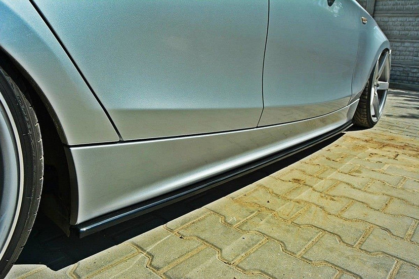 BMW 1 E87 SIDE SKIRTS DIFFUSERS