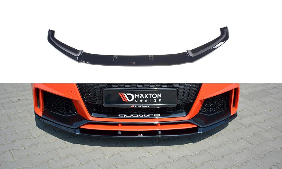 AUDI TT RS 8S FRONT SPLITTER V.2