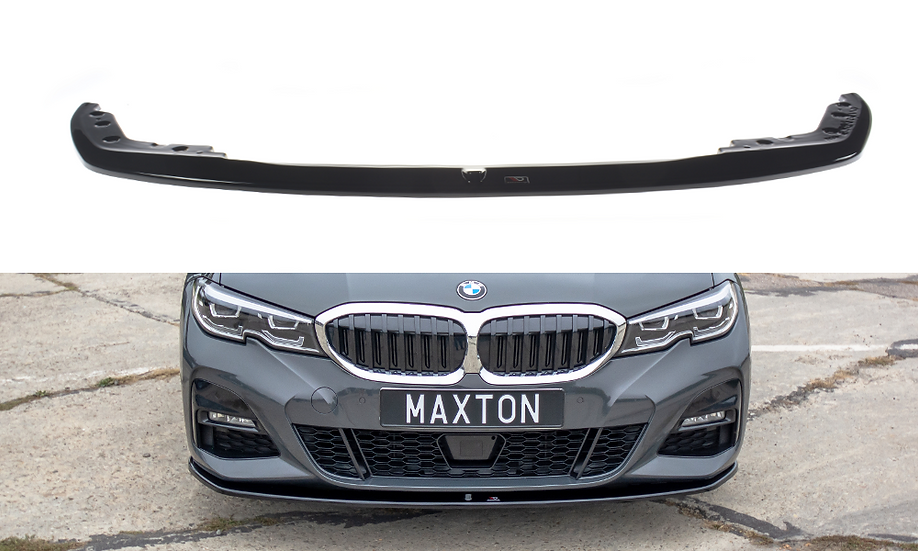 BMW 3 G20 M-PACK FRONT SPLITTER V.3