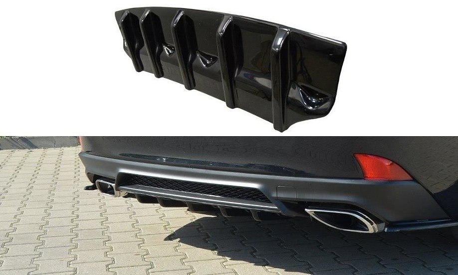 LEXUS IS MK3 FL T REAR VALANCE