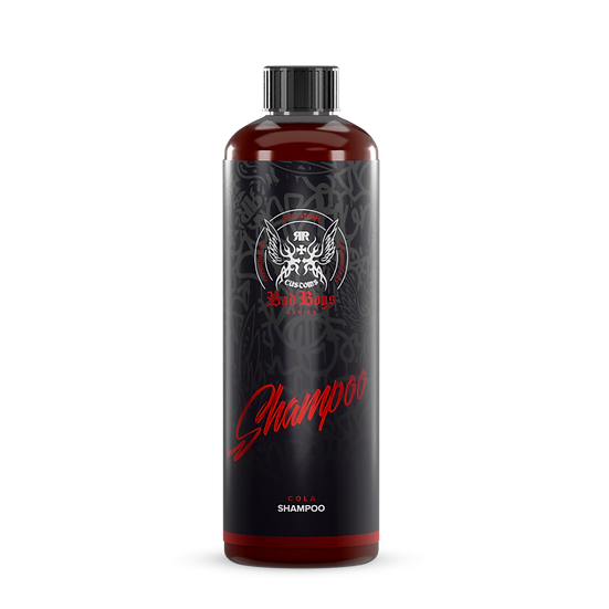 BAD BOYS Shampoo / Cola 500ml