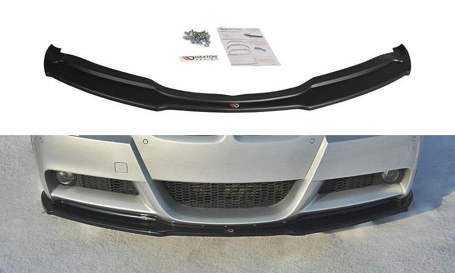 BMW 3 E90 MPACK FRONT SPLITTER V.1
