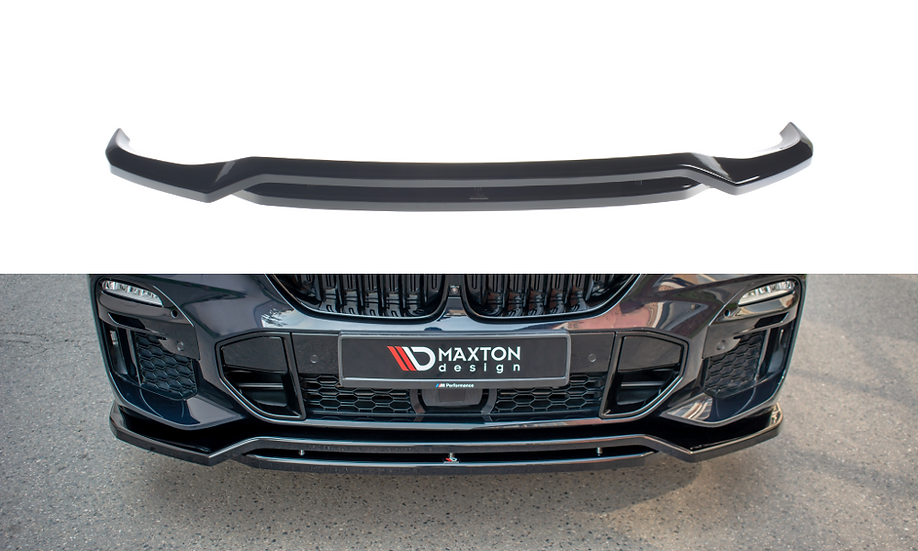 BMW X5 G05 M-PACK FRONT SPLITTER