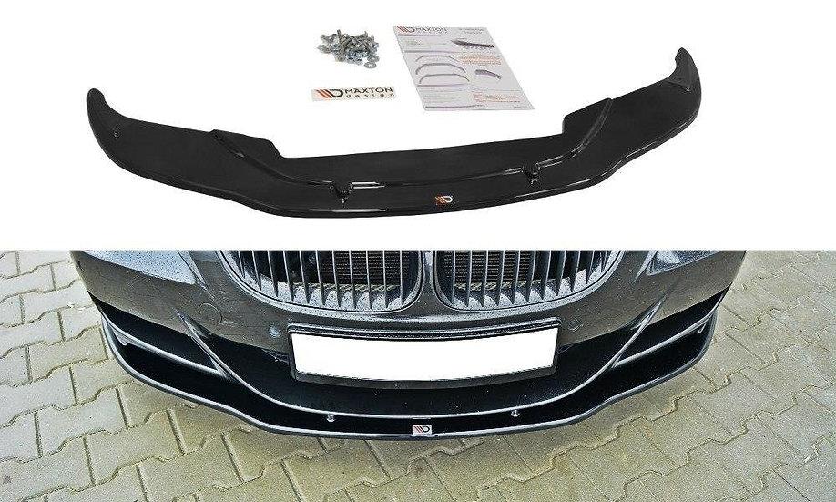 BMW M6 E63 FRONT SPLITTER V.2