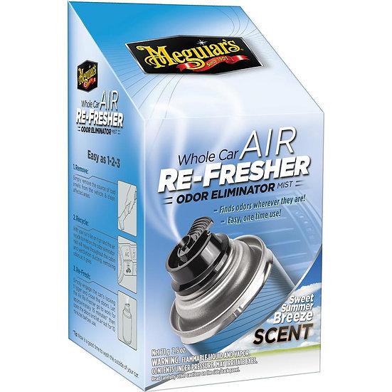 Mequiar's Air Refresher / Odor Eliminator - Summer Breeze