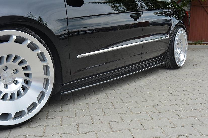 VW PASSAT CC STANDARD SIDE SKIRTS DIFFUSERS