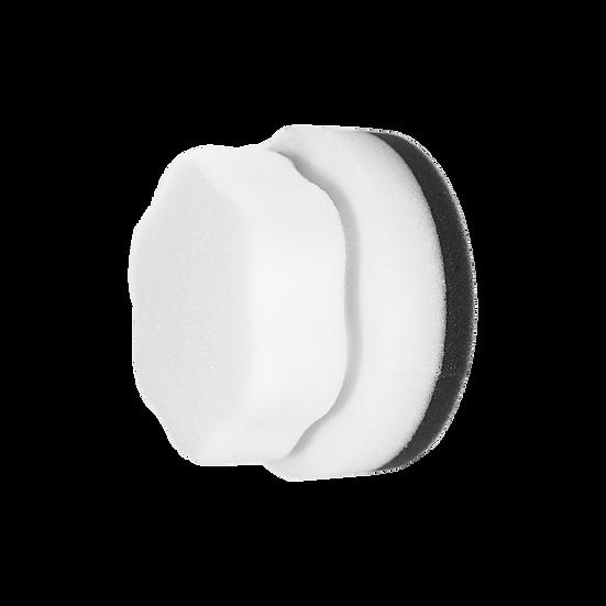 Black-white | wax / dressing applicator | 60 mm