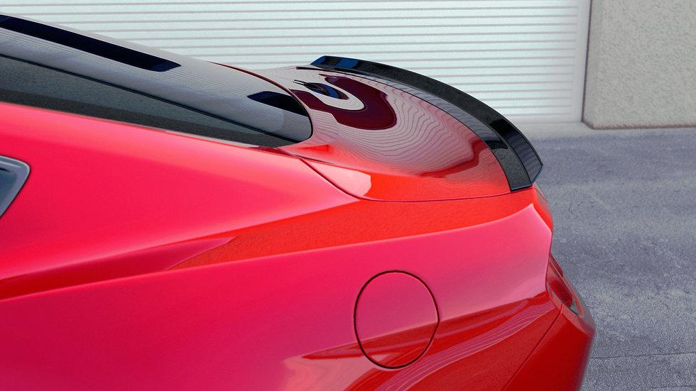 FORD MUSTANG MK6 GT SPOILER CAP