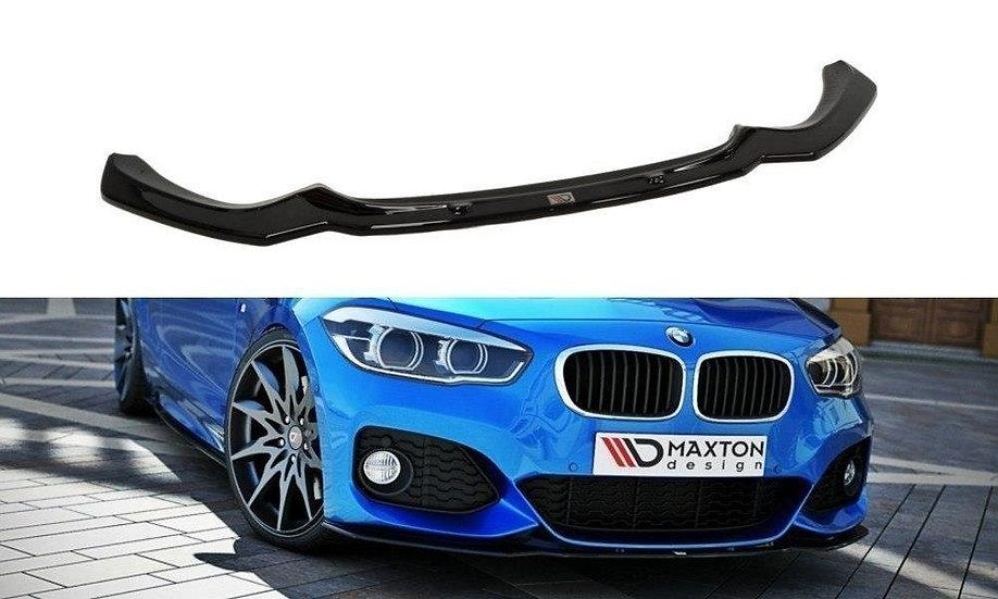 BMW 1 F20F21 M-POWER FL FRONT SPLITTER V.1