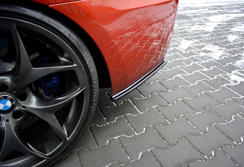 BMW M6 GRAN COUPÉ REAR SIDE SPLITTERS