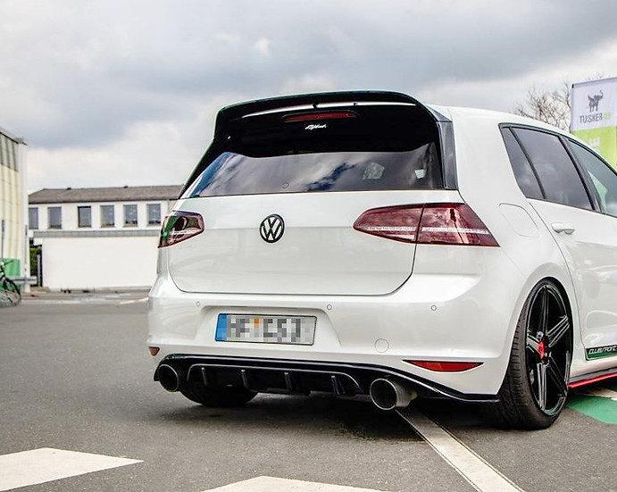 VW GOLF MK7 GTI CLUBSPORT REAR VALANCE