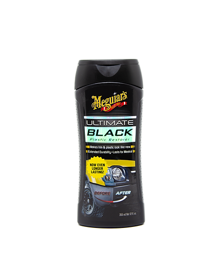 Meguiar's Ultimate Black Plastic Restorer G15812EU
