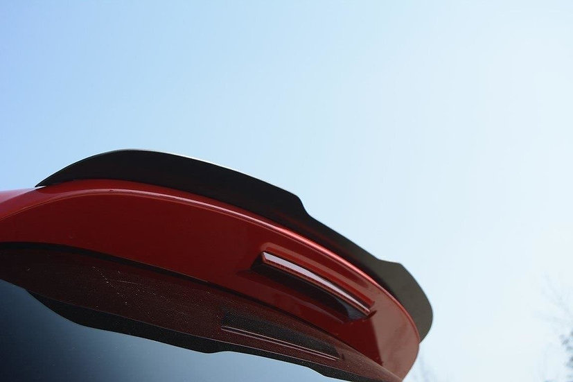 VW GOLF MK6 GTI / R SPOILER EXTENSION
