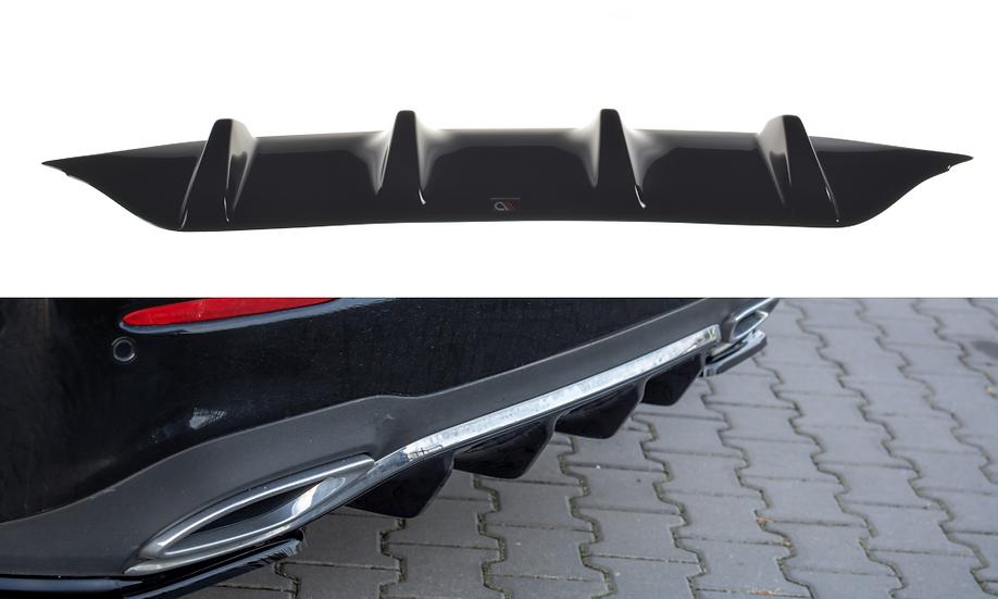 MERCEDES-BENZ E43 AMG  AMG-LINE W213 REAR VALANCE