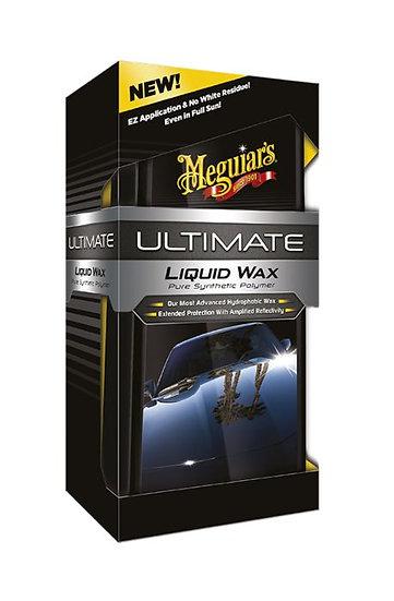 Meguiar's Ultimate Liquid Wax Liquid, Applicator, Towel 473ml