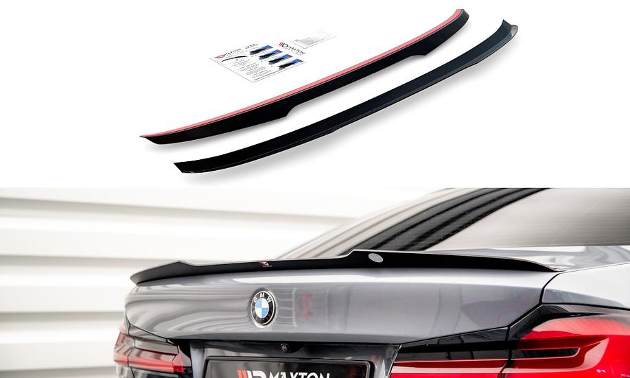 BMW 5 G30 FL M-PACK SPOILER CAP