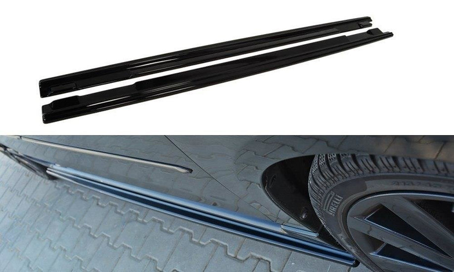 MAZDA 3 MPS MK1 (PREFACE) SIDE SKIRTS DIFFUSERS