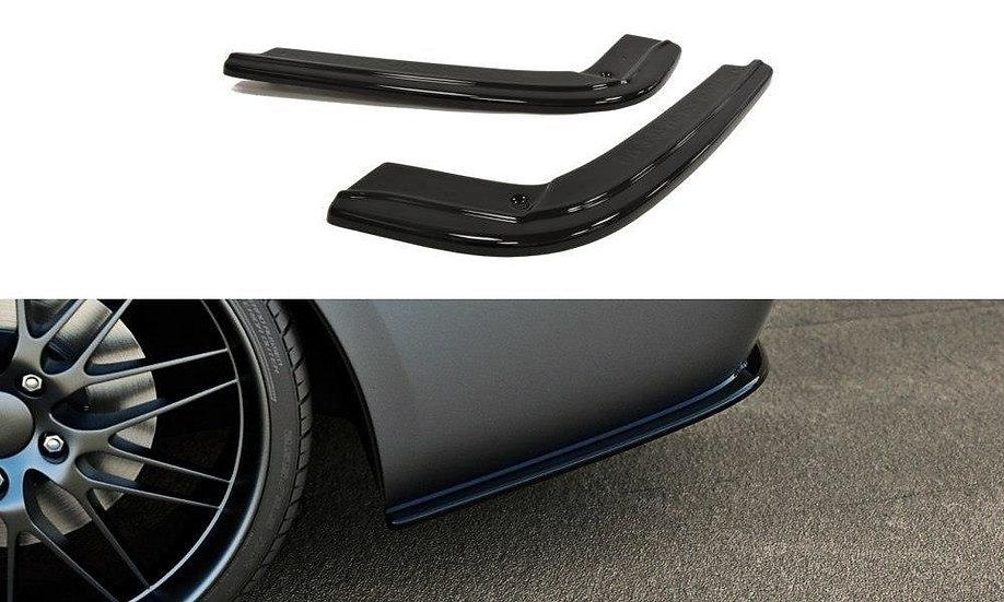 BMW 3 E92 MPACK REAR SIDE SPLITTERS