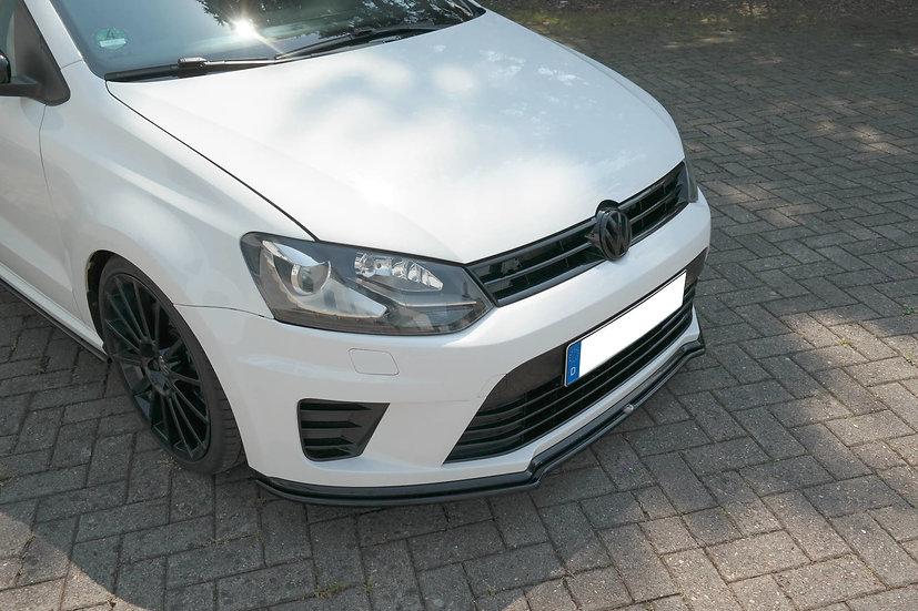 VW POLO MK5 R WRC FRONT SPLITTER