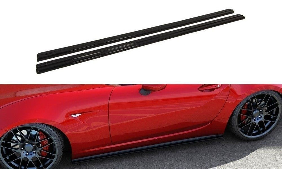 MAZDA MX-5 IV SIDE SKIRTS DIFFUSERS