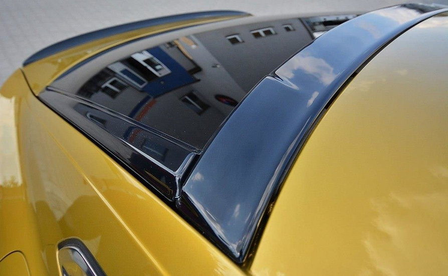 VW ARTEON THE EXTENSION OF THE REAR WINDOW