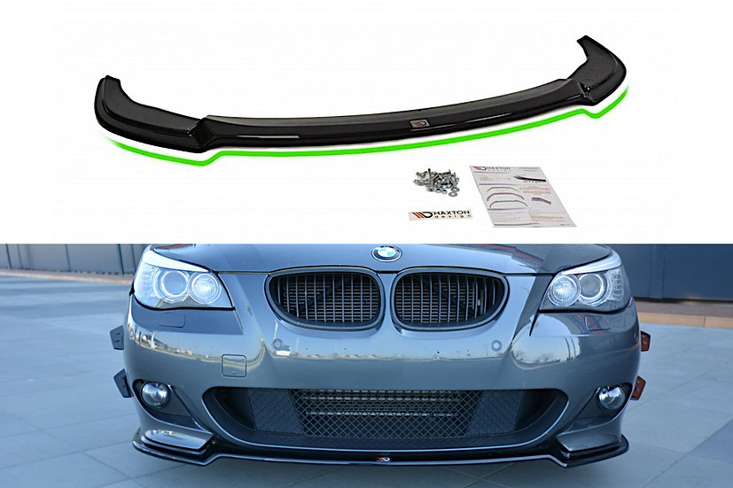 BMW 5 E6061 M-PACK FRONT SPLITTER