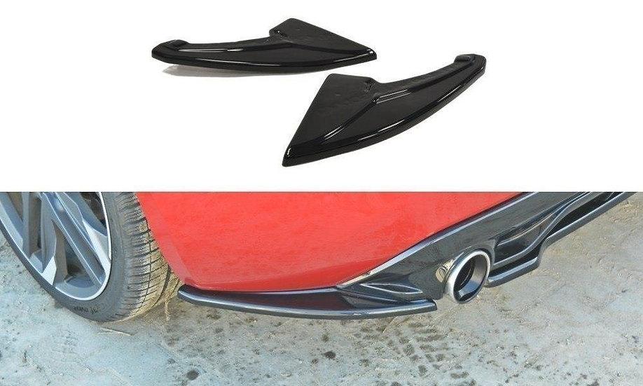 PEUGEOT 308 II GTI REAR SIDE SPLITTERS