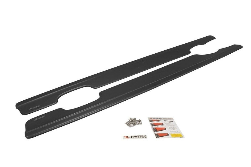 BMW M3 E46 COUPE SIDE SKIRTS DIFFUSERS