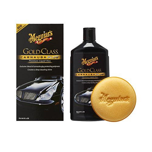 Meguiar's Gold Class Carnauba Plus Premium Liquid Wax / 473ml