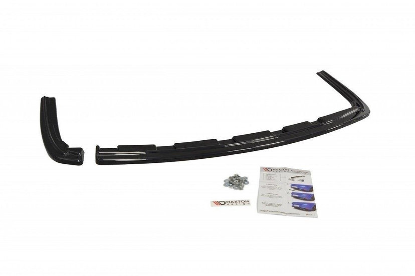 BMW 5 F10 MPACK REAR SPLITTER