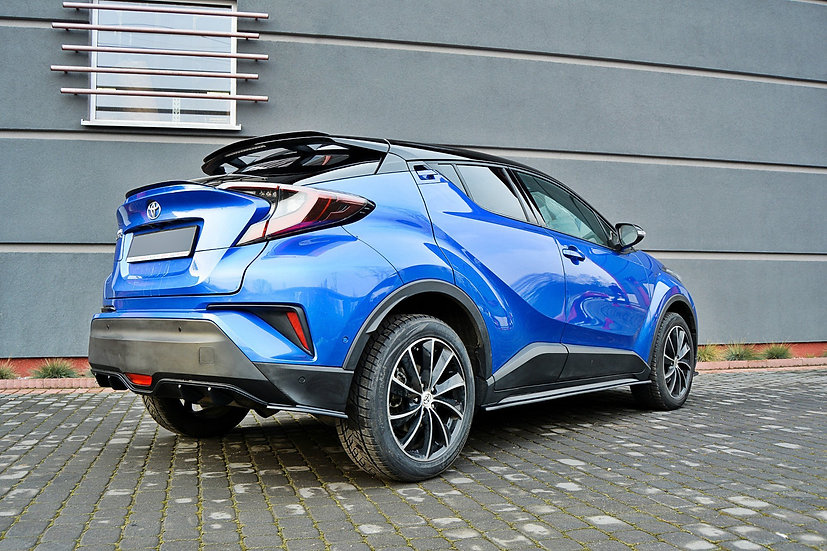 TOYOTA C-HR SIDE SKIRTS DIFFUSERS